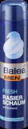 Пена для бритья Свежесть и прохлада с экстрактом миндаля  Balea Men Fresh Rasier Schaum 300 мл