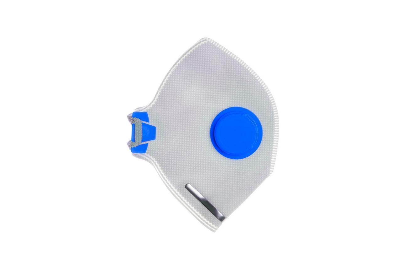 Маска-респиратор Vita - неон-1К FFP-1D синий