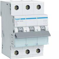 Автоматический выключатель MBN340E 3Р 40А B Hager
