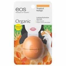 Бальзам для губ Eos Exotic Mango (манго смузи) 7г