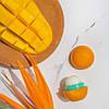Бальзам для губ Eos Exotic Mango (манго смузи) 7г, фото 4