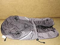 Комбинезон утепленный КБУ 3 (длина спины 35см) для таксы, цвета разные