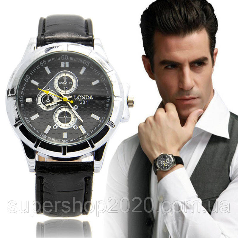 Чоловічі наручні годинники Londa 681