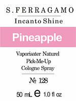 Масляная парфюмерия на разлив для женщин 128 «Incanto Shine Salvatore Ferragamo» 15 мл, фото 1
