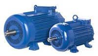 Крановый электродвигатель МТH 012-6  2,2 кВт 895 об/мин