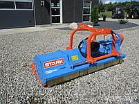 Мульчирователь KDX 220 STARK c гидравликой и с карданом (2,2 м, молотки) (Литва), фото 3