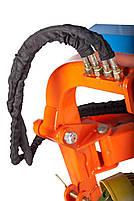 Мульчирователь KDX 220 STARK c гидравликой и с карданом (2,2 м, молотки) (Литва), фото 10