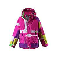Куртка ReimaTEC Zosma Код 521360-4624 размеры на рост 104, 110, 116,122,128