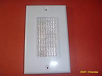 SCP part 252 AV-brush wall plate декоративная накладная панель-щётка 253 для HiFi кабеля
