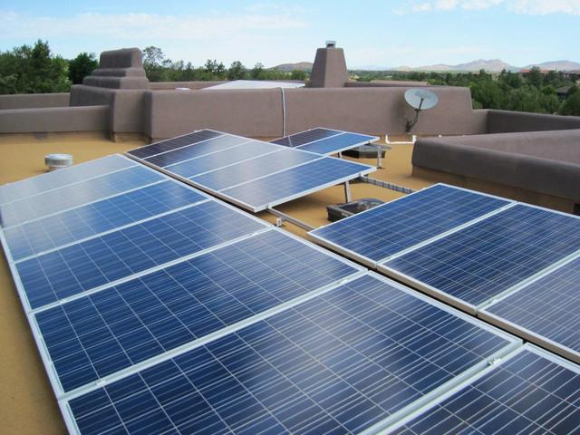 Автономные и сетевые солнечные электростанции для дома