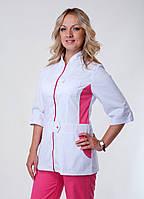 "Медицинский костюм женский ""Health Life"" коттон 3223"