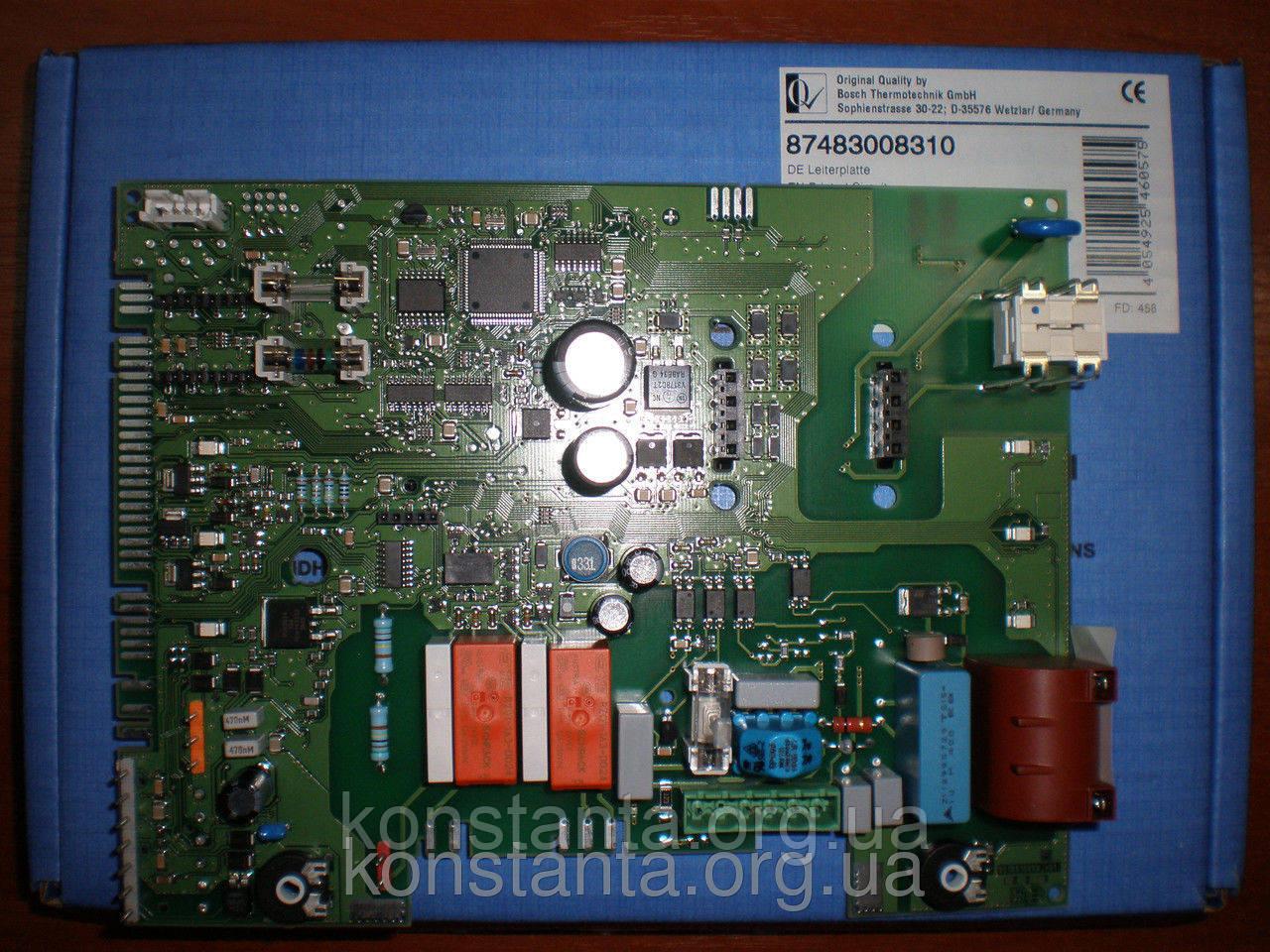 Электронная плата для котлов  Bosch-Junkers ZWC24-3 MFA, ZSC24-3 MFA  - Интернет-магазин KONSTANTA в Харькове