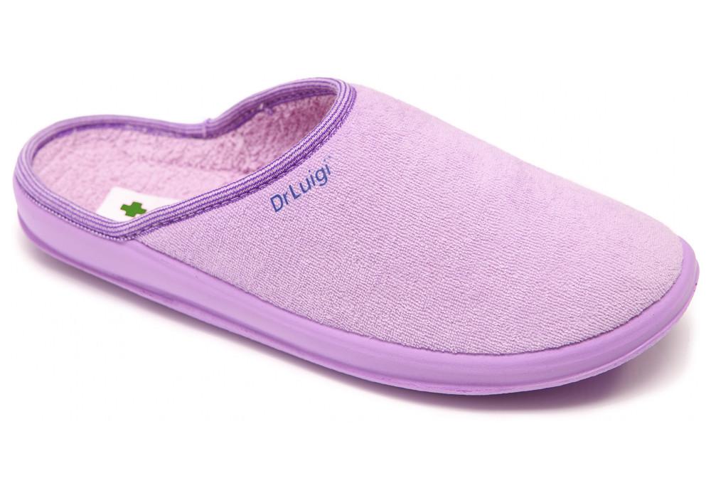 Тапочки анатомічні, для проблемних ніг жіночі Dr. Luigi PU-01-40-01-40-TF