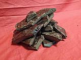 Крафтовый шоколад чёрний натуральный 99 % в плитках 1 кг, фото 2