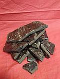 Крафтовый шоколад чёрний натуральный 99 % в плитках 1 кг, фото 3