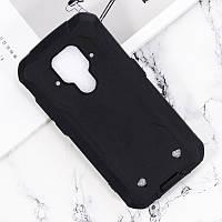 Чехол Soft Line для Doogee S68 Pro силикон бампер черный