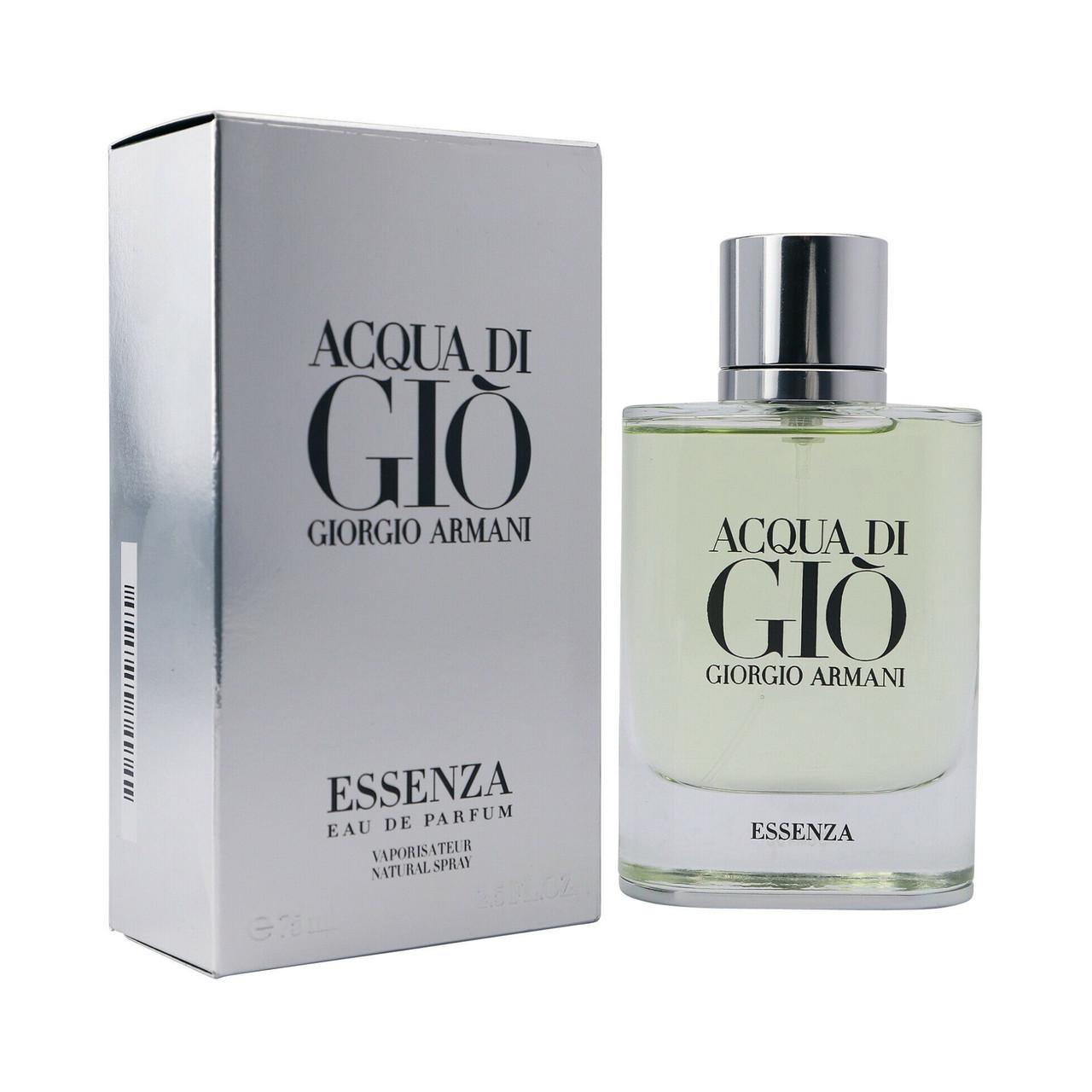 GIORGIO ARMANI  Acqua di Gio Essenza ( Армани Аква Ди Джио Эссенза) парфюмированная  вода - 75ml