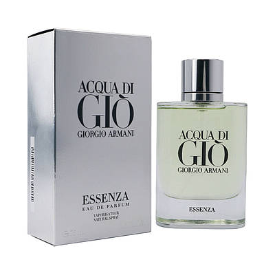 GIORGIO ARMANI Acqua di Gio Essenza ( Армані Аква Ді Джіо Эссенза) парфумована вода 75ml