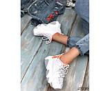 Кроссовки   ромашка, фото 5