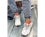 Кроссовки   ромашка, фото 6