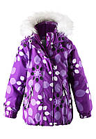 Куртка ReimaTEC Zaniah Код 521361-5382 размеры на рост 104, 110, 116, 122, 128 см