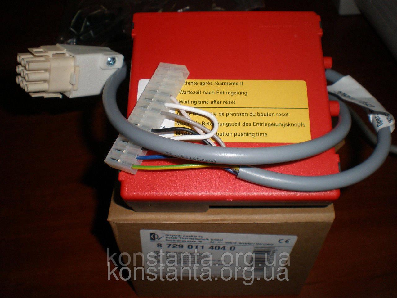 Блок управления розжигом для напольных котлов Bosch-Junkers  Supraline K-8E/EC - Интернет-магазин KONSTANTA в Харькове