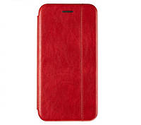 Чехол книжка Gelius для Xiaomi Mi 8 Lite (красный)
