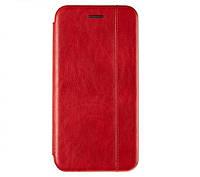 Чехол книжка Gelius для Xiaomi Redmi Note 8 (красный)