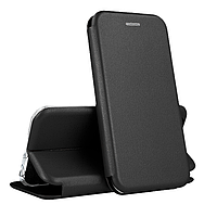Чехол книжка для Samsung S8 (черный)