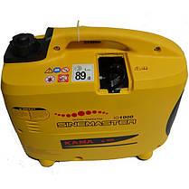 Инверторный бензиновый генератор Kipor IG1000, фото 3