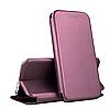 Чехол книжка для Samsung A10 (бордовый)