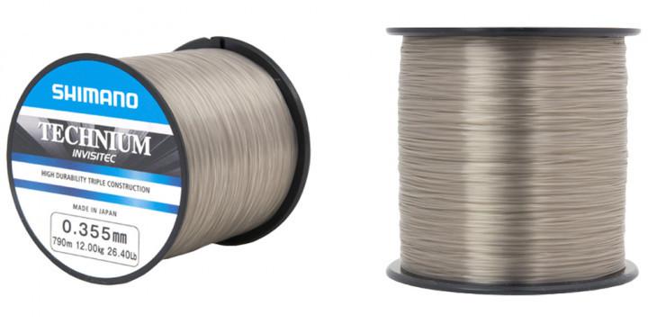 Волосінь Shimano Technium Invisitec 1330m 0.285 mm 7.7 kg Premium Box