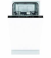 Встраиваемая посудомоечная машина Gorenje GV55210 (9 комплектов, 5 программ, ширина 45 см), фото 1