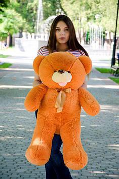 Плюшевий ведмедик Бант 110 см Карамельний