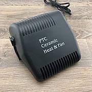Авто обогреватель салона автомобиля от прикуривателя 12в Ceramic Heat Fan тепловентилятор автодуйка в машину