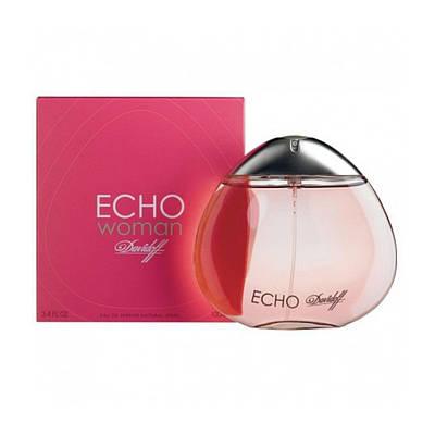 DAVIDOFF Echo Woman (Давідофф Ехо Вумен) парфумована вода 100ml