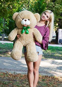 Плюшевий ведмедик Бант 110 см Мокко
