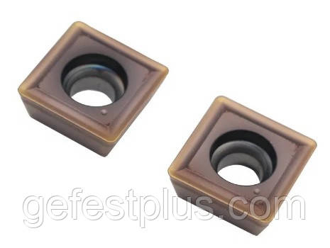 SPMG060204 Твердосплавная пластина сменная для сверла