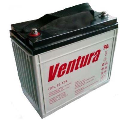 Акумуляторна батарея AGM Ventura GPL 12-134 Ah 12V