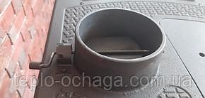 Чугунный камин Konzul Blist Сербия сталь,чугун,керамика, фото 2