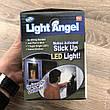 Світлодіодна лампа з датчиком руху light angel led світильник ліхтар освітлення вулична і для дому, фото 4