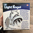 Світлодіодна лампа з датчиком руху light angel led світильник ліхтар освітлення вулична і для дому, фото 5