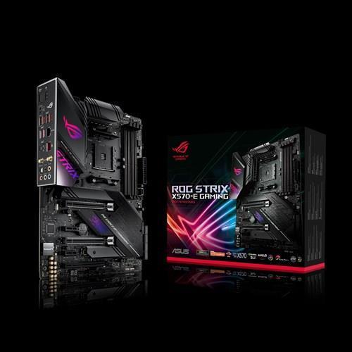 Материнcька плата ASUS STRIX_X570-E_GAMING sAM4 X570 4xDDR4 PCIe 4.0 HDMI-DP Wi-Fi!!!BT ATX