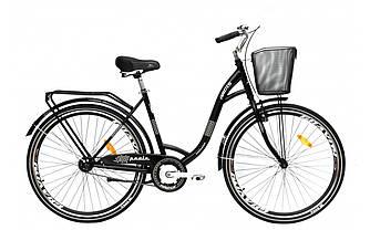 """Велосипед ARDIS PAOLA CTB 28"""" 20"""" Черный"""