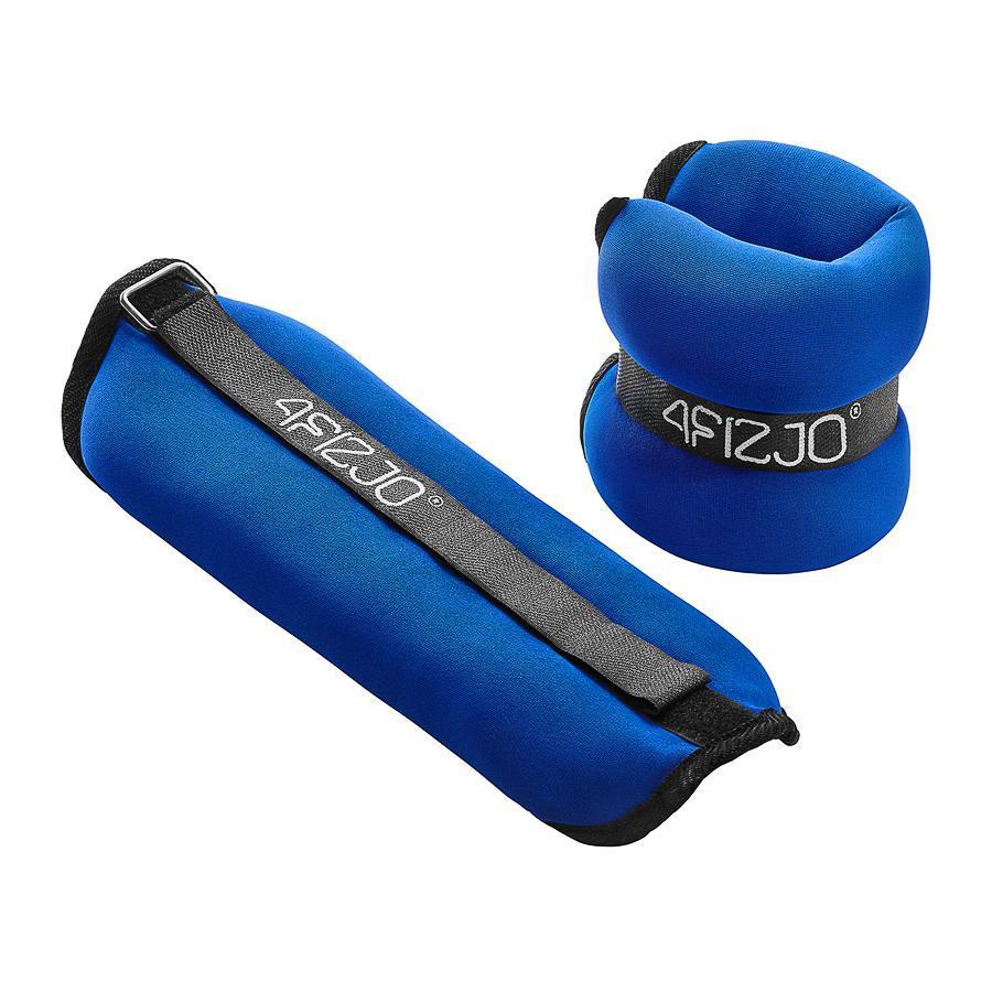 Утяжелители-манжеты для ног и рук 4FIZJO 2 x 3 кг