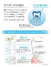 Apagard Premio Высокоэффективная отбеливающая зубная паста с нано-гидроксиапатитом 50 г, фото 5