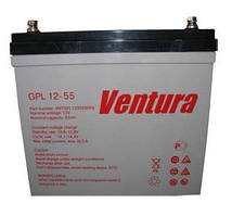 Аккумуляторная батарея AGM Ventura GPL 12-55