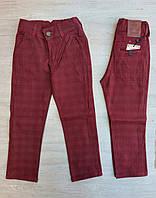 Брюки детские под ремень для мальчика прямые 3-7 лет, цвет уточняйте при заказе, фото 1