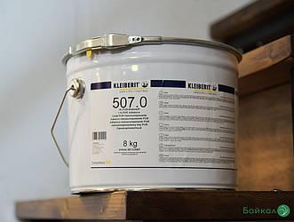 Полиуретановый однокомпонентный клей KLEIBERIT PUR–507.0 – влагоотверждаемый/D4 (ведро 8 кг)