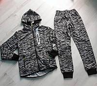 Спортивний костюм двійка для хлопчиків з мікро начосом Sports Active 152 - р. р.